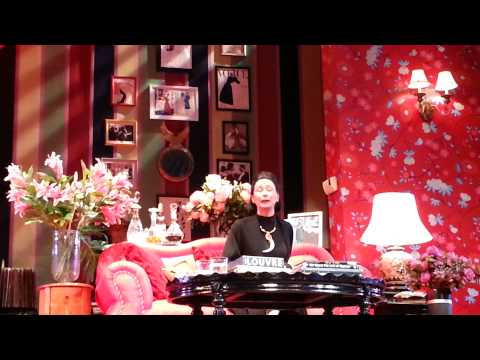 """Cherie Gil as Diana Vreeland in """"FULL GALLOP"""""""