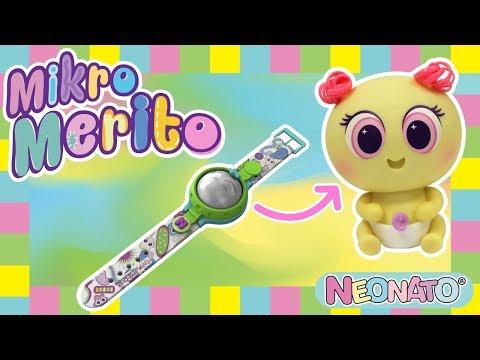 Mikromeritos - Neonatos - Distroller