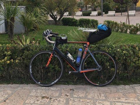 700km Rennrad Transalp München-Brenner-Bozen-Gardasee-Meran Bikepacking