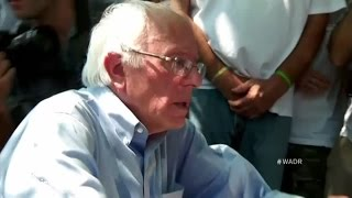 Bernie Sanders Says Campaign Finance Is Corrupt System