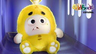 Oddbods | Bebé Burbujita En Problemas | Dibujos Animados Graciosos para Niños
