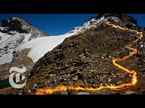 Fire and Ice: Mount Kenya's Lost Glaciers | The New York Times