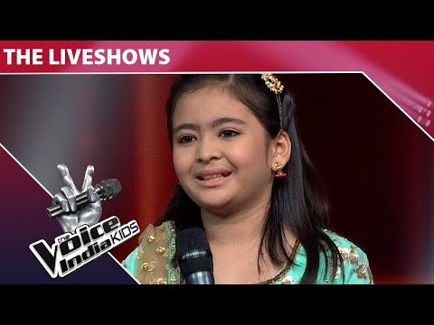 Shekinah Mukhiya Performs On Nachde Ne Saare | The Voice India Kids | Episode 25