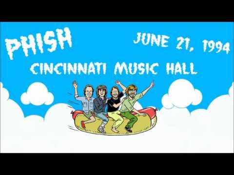 1994.06.21 - Cincinnati Music Hall