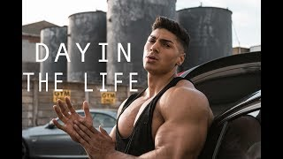 Andrei Deiu - A Day In The Life. Full day of eating + Chest workout