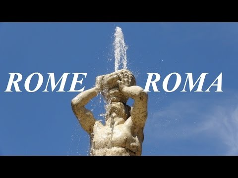 Italy/Rome  (Walking tour:Roma Termini) Part 17/84