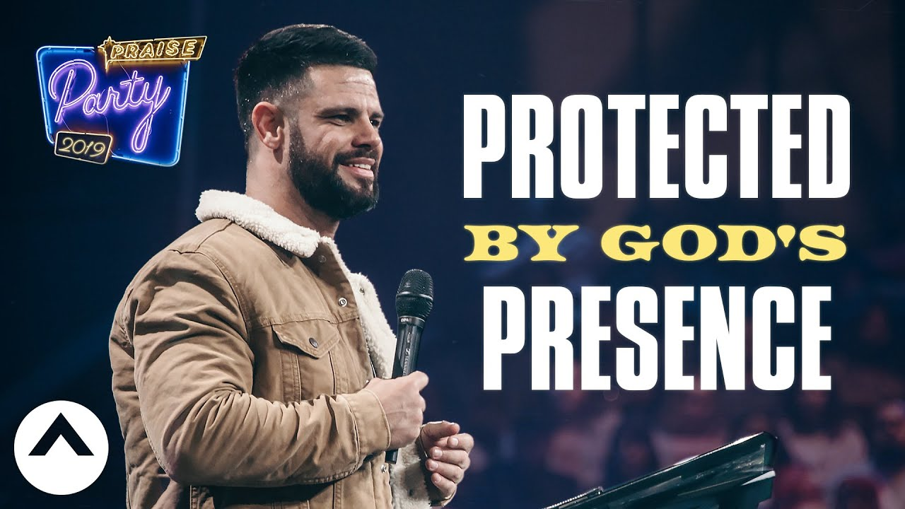 Protected By God's Presence (Praise Party 2019) | Pastor Steven Furtick | Elevation Church