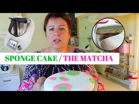 recette-du-gateau-sponge-cake-avec-the-vert-matcha-chocolat-blanc-au-thermomix