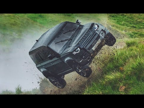 THIS is why we Love LAND ROVER   Towing & Off-Road Capabilities ! ! !