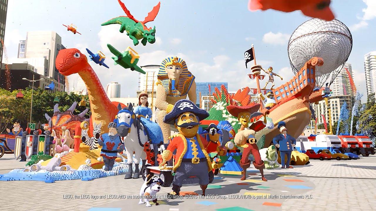 Awesome awaits at LEGOLAND®