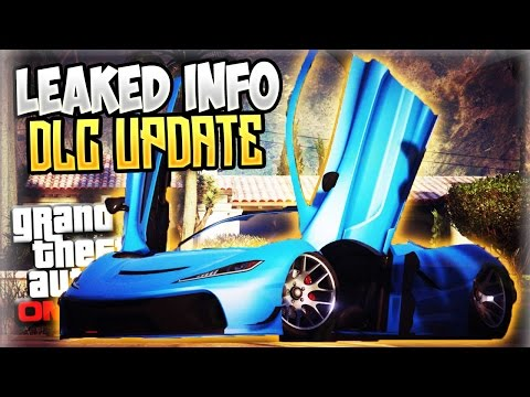 GTA 5 Online New DLC Update Leaked Vehicle List & Features!