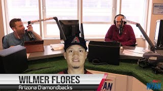 Wilmer Flores comments on Chase Utley slide from 2015 - Joe & Evan