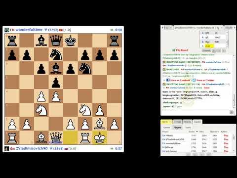 ♚ Dmitry Andreikin vs Minh Le (wonderfultime) 🔥 Bullet Chess on Chess com 𝐀𝐮𝐠𝐮𝐬𝐭 𝟒, 𝟐𝟎𝟏𝟓