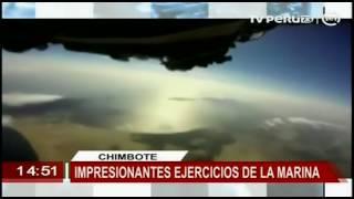 Canal 7.3: En Chimbote se realizaron ejercicios de la Marina