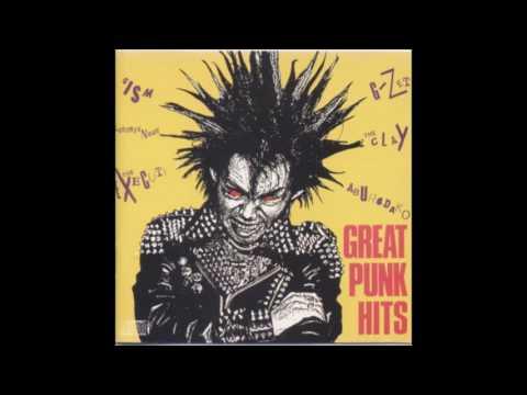 G-Zet - 堕落 / オキシジェン デストロイヤー (V.A. Great Punk Hits) 83