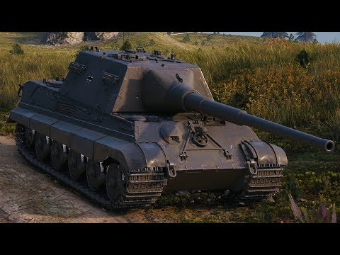 World of Tanks Jagdtiger - 7 Kills 9,6K Damage thumbnail