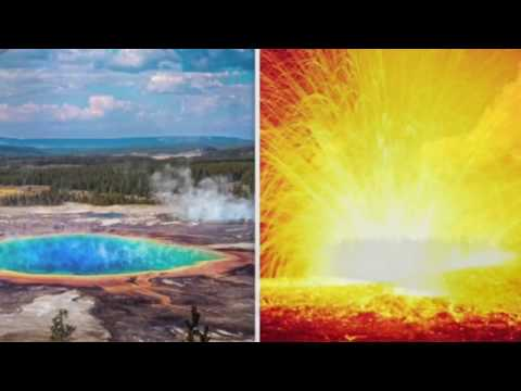 Yellowstone eruption fears as Steamboat geyser near Volcano