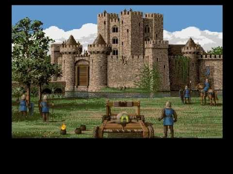 Defender of the Crown (AMIGA)