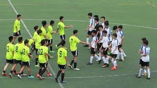 九龍華仁vs拔萃 2017 10 4 d1學界足球甲組 精華