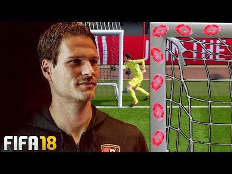 BUGOVIC OU BEGOVIC ? GOLEIRO BEIJOU A TRAVE ( BUG NERVOSO ) l MODO CARREIRA #45 l FIFA 18