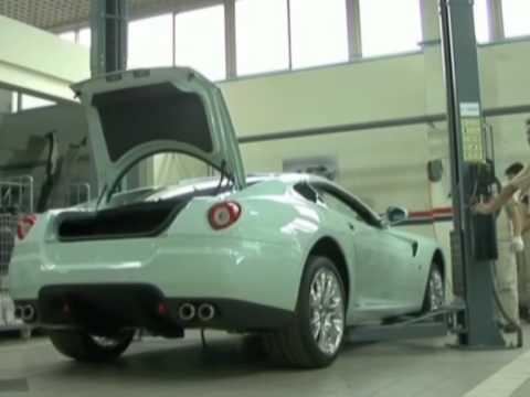 Ferrari 599 China Limited Edition Youtube