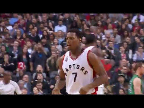 Kyle Lowry: 2016 Foot Locker 3-Point Contestant