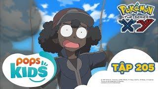 Pokémon Tập 205 - Buổi Ra Mắt! Serena và Fokko! - Hoạt Hình Tiếng Việt Pokémon S17 XY