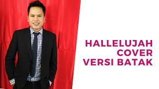 Lagu Hallelujah Cover Versi Batak (Lyric Video) - Pando Situmorang