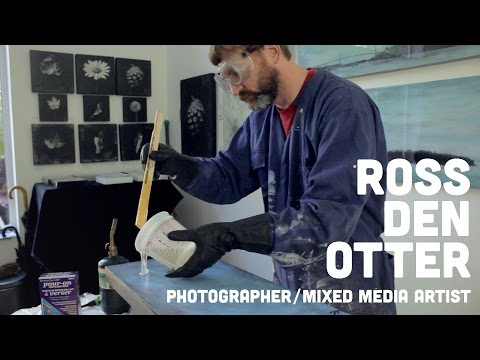 Ross den Otter: Photographer / Mixed Media Artist
