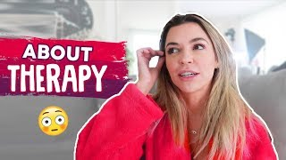About Therapy | My First Time | Vlog