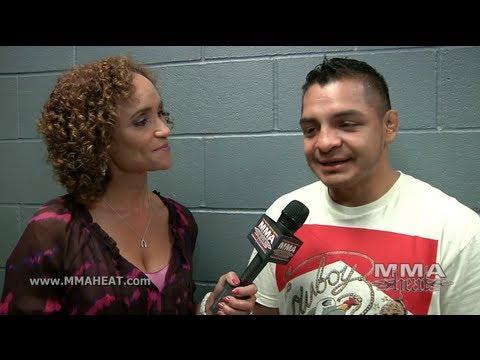 UFC 150: Leonard Garcia Talks Cowboy Cerrone vs Melvin Guillard + Fighting In Macao