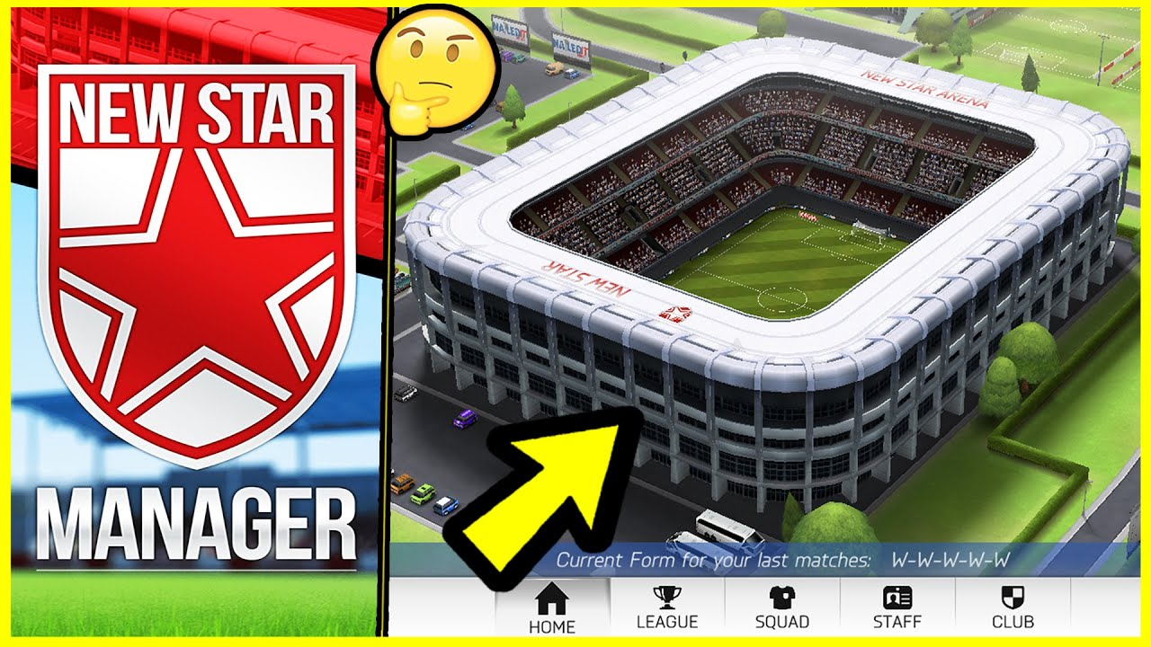 Is This FREE Football Manager Game Worth A Play? - (New Star Manager)