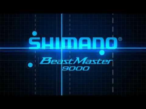 DENDOUMARU 9000 BEAST MASTER E TIAGRA XTR-A STP2030   FunnyDog TV
