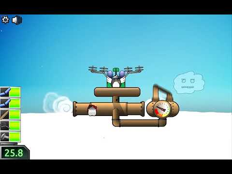 Learn to Fly 3 - 2nd Payload mode 14 days PAYLOAD CHALLENGE (STEAM version)