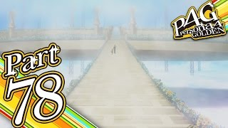 Persona 4 Golden - Part 78 -  Climbing the Stairway