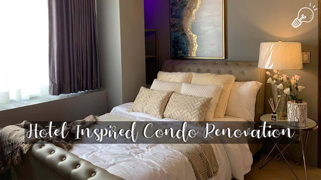 Interior Design / Hotel Inspired / Condominium Renovation / 11 Bedroom unit