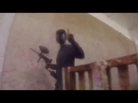 STINGERS INDOOR PAINTBALL (GOPRO HERO 4) CRAZY KILLS AND RUSHES!!