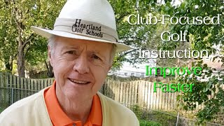 Club-Focused Instruction--improve faster, play better