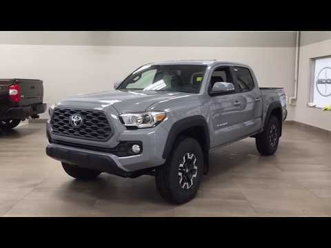 2020 Toyota Tacoma TRD Off-Road Premium Review