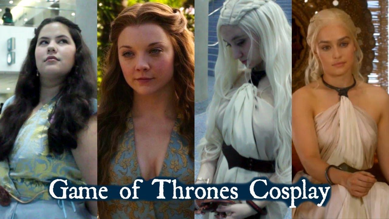 Game Of Thrones Cosplay Daenerys Targaryen Margaery
