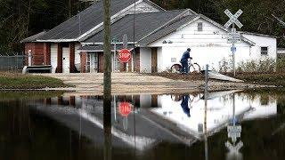 Rural North Carolina struggles in the wake of Hurricane Florence