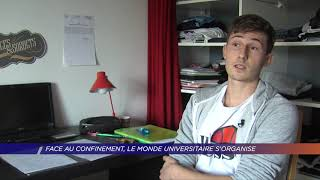 Yvelines | Face au confinement, le monde universitaire s'organise