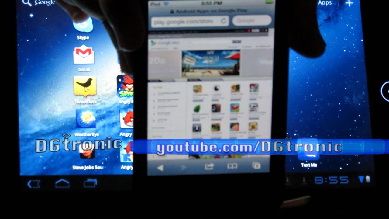 how to download and install android apps from your iphone - YouTube