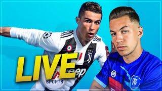 LIVE FIFA 19 - CLUB PRO 100-0 ? w/ Vitality Maestro