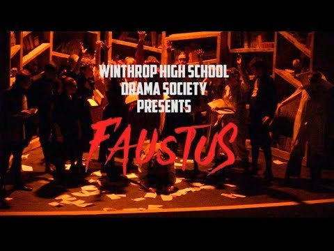 WHS Drama Society Presents - Faustus - 2018 METG Finals Winner