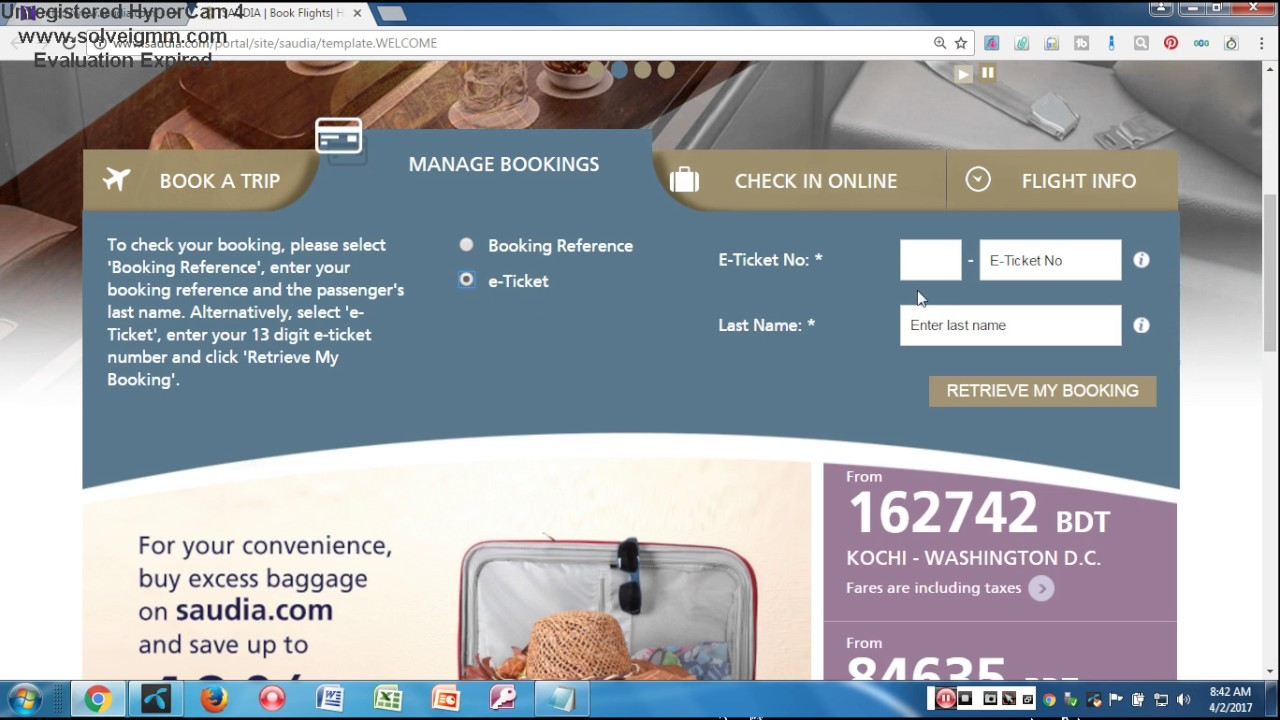 How To Check Saudi Airlines E Ticket Status By Online Check Ticket Statu Airlines Travel Book Airline Tickets