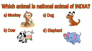 Which animal is heritage animal of INDIA ?