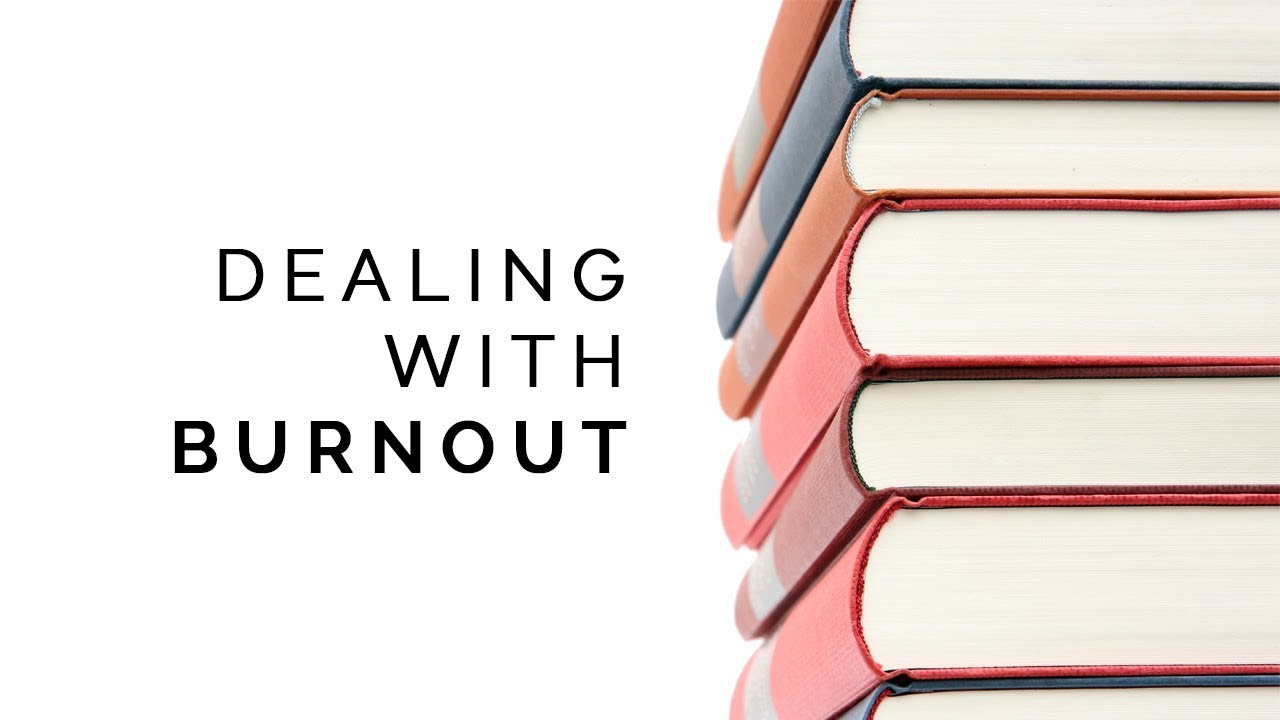 How to Deal with Burnout images
