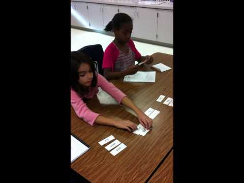 Words Their Way word sort activity 1