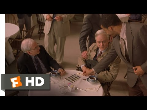 A Beautiful Mind (10/11) Movie CLIP - Nash's Pen Ceremony (2001) HD